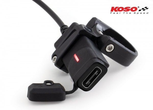 USB 3.0 Ladebuchse Type C