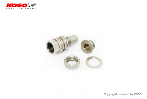 Wide band A/F Sensor adapter screw kit