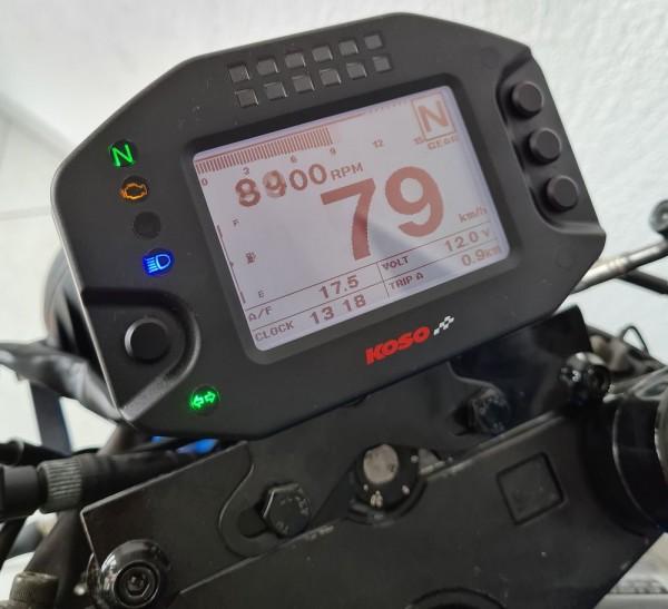 Instruction manual RS2 Mulitfunction-Meter