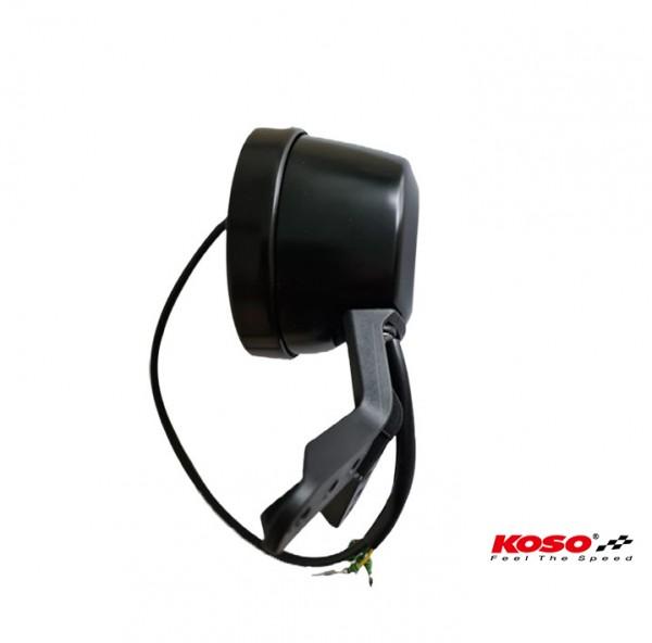 Haltesatz passend für BMW® R nineT® für Umrüstung von 2 auf 1 Tachos Baujahr 2014-2016