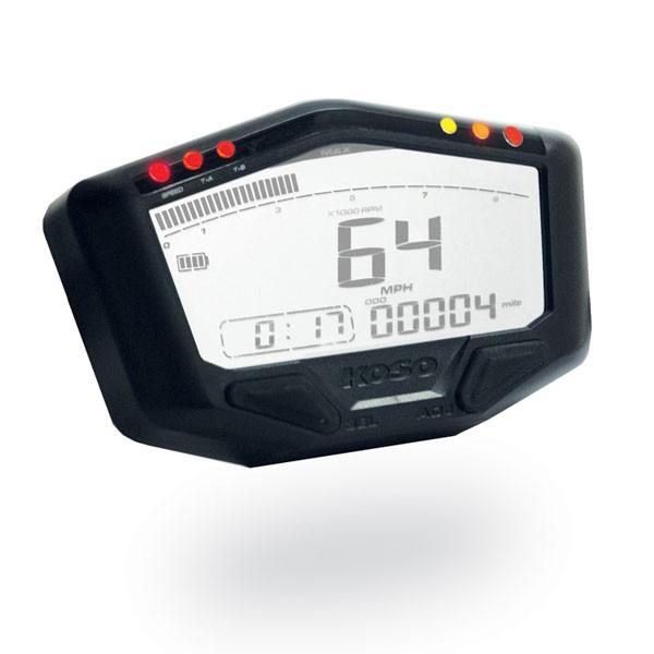 Anleitung DB-02, mini Racing-Cockpit, Speed, RPM, E-Prüfzeichen, Off-Road Version mit interner Strom