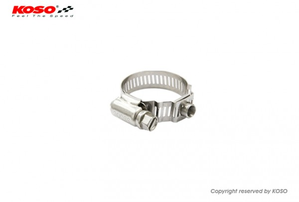 EGT sensor clamp - race 21-38mm