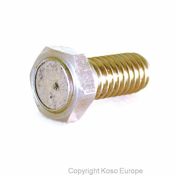 Disc magnet screw (M6 x P1.0 x 12.6L)