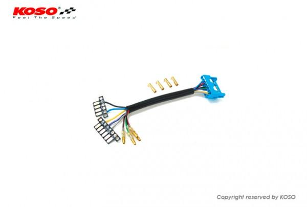 Adapter fuer GP Style Tachometer fuer Aerox / Nitro vor BJ 2003