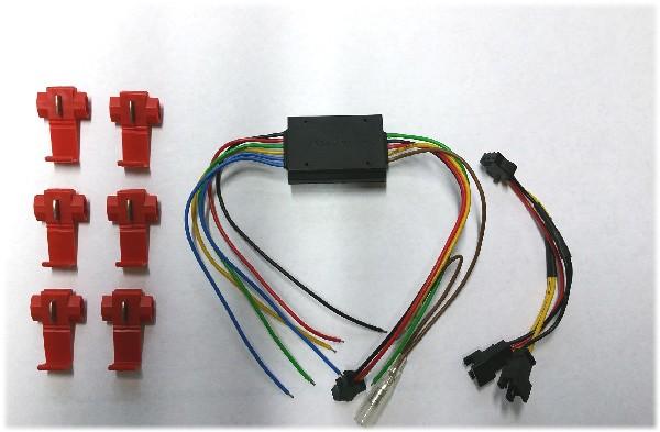 Anbau Ganganzeige Signaladapter