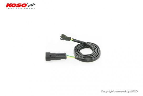 Lambda Passiv-Sensor Adapterkabel (schwarzer Stecker)