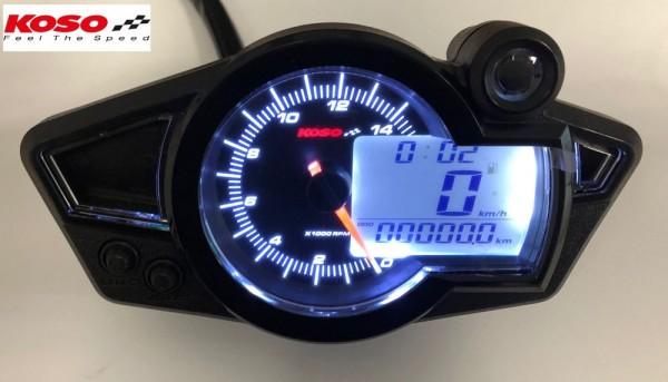 RX1N GP Style (schwarz/weiss beleuchtet) ABE