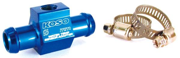 Water temperature adaptor 38mm diameter