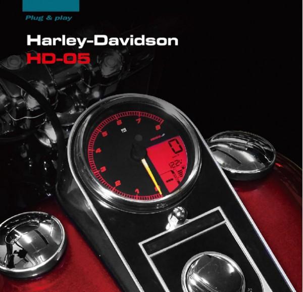 HD-05 Meter for Harley Davidson (2004 - 2013 models)