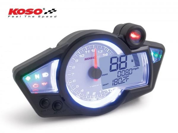 RX1N GP Style (weiss/blau beleuchtet) ABE