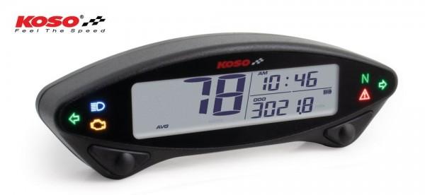 DB EX-02 Speedometer TUEV-approved