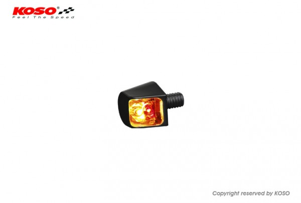 ION LED indicator + taillight