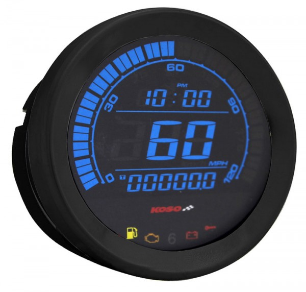 HD-Speedometer with Can bus - system. Only for Harley Davidson