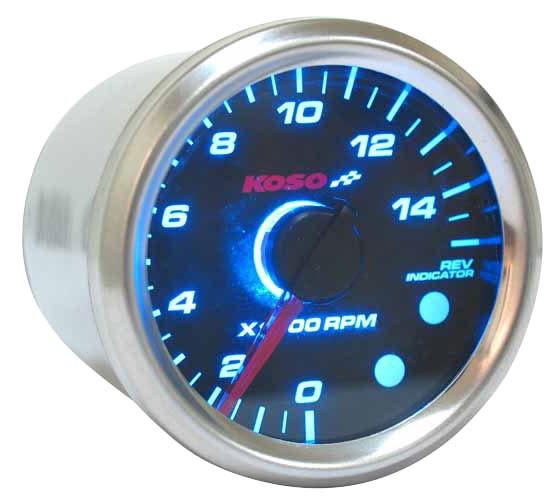 instruction manual GP Style D48 Tachometer (max. 15000 RPM black)