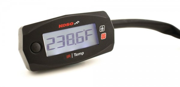 MINI 4 IFR | Infrared tire temperature meter with sensor