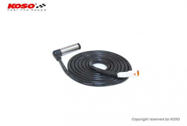 Speed sensor 1350mm (passive, white connector)