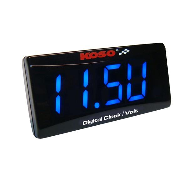 Super Slim - Clock & Volt
