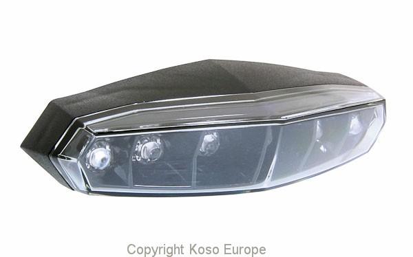 KOSO LED-Ruecklicht (getoentes Glas) E-geprüft