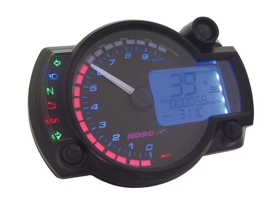 Anleitung RX2N+ GP Style (10. - 20. 000RPM) ABE