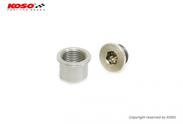O² Sensor Adapter Screw Kit
