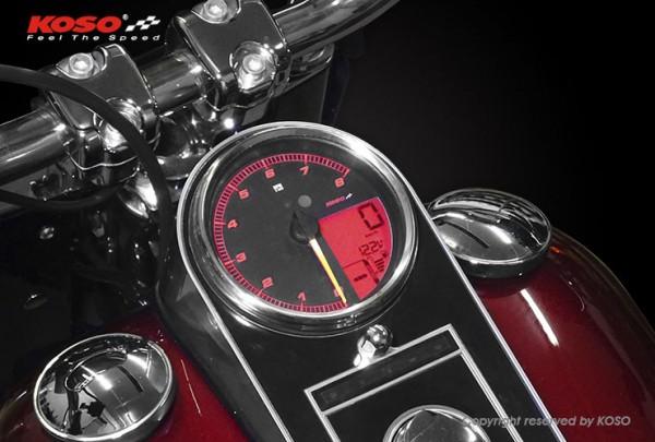 Anleitung für HD-05 Meter für Harley Davidson (für alle HD-05 Modelle)