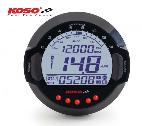 Koso DL-03A   Air/Fuel ratio meter with BOSCH® LSU 4.9 sensor