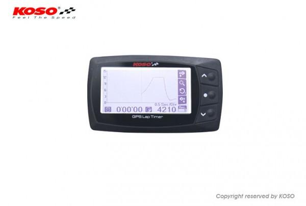 instruction manual GPS Lap Timer