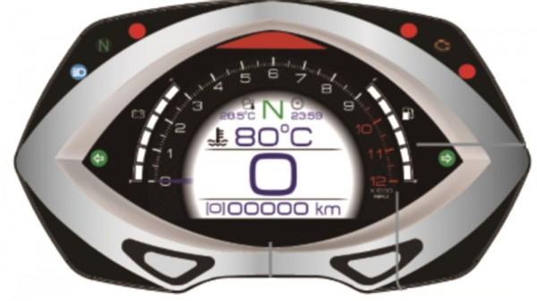Anleitung für Koso RXF - voll ausgestattetes Cockpit mit TFT-Technologie Tachometer, Drehzahlmesser,