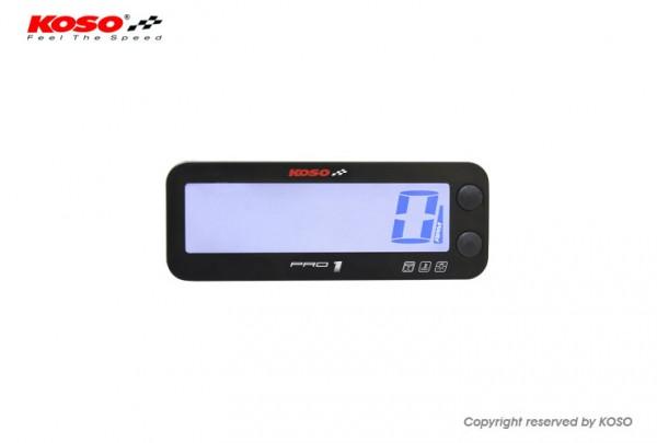 instruction manual PRO-1 (Racing Tachometer)