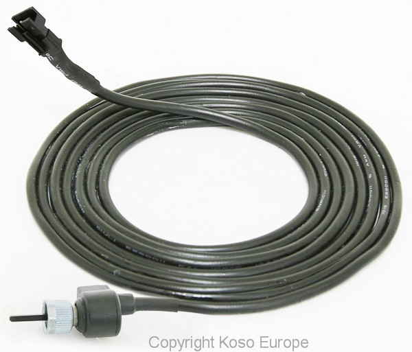 Geschwindigkeits- Signaladapter, D (schwarzer Stecker, JIS Typ a)
