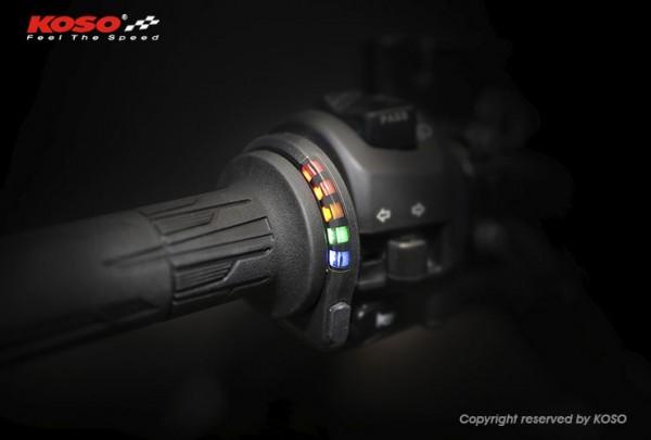 Heizgriff Schalter K-Typ // 5 - Farbstufen