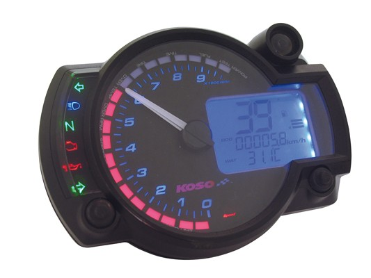 RX2N+ GP Style (max. 10 000RPM) ABE