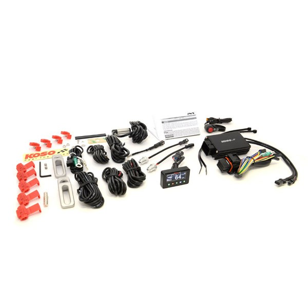 instruction manual D1-OLED digital Tachometer + Speedometer TÜV-approved