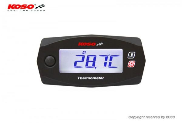 Dual Thermometer Mini 4 (Batterie) bis 250Grad