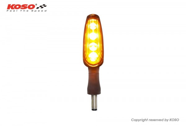 Z 3 LED indicators, e-mark approved