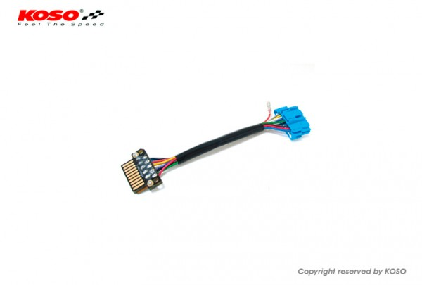 Adapter for GP Style speedometer for Aerox / Nitro race replica models